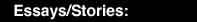 Essays/Stories