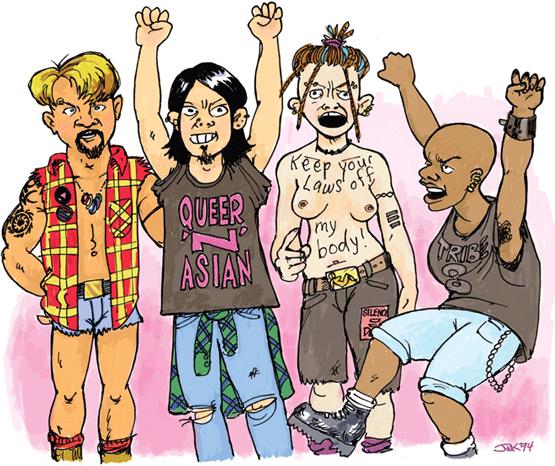 Hey Gays, Lighten Up! (1994)