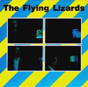 The Flying Lizards UK inner sleeve